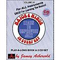 Jamey Aebersold Major & Minor In Every Key - Learn to Improvise Jazz (Book/CD)-thumbnail