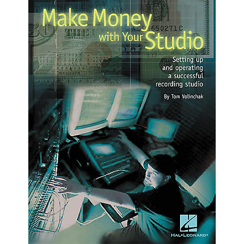 Hal Leonard Make Money with Your Studio Book-thumbnail