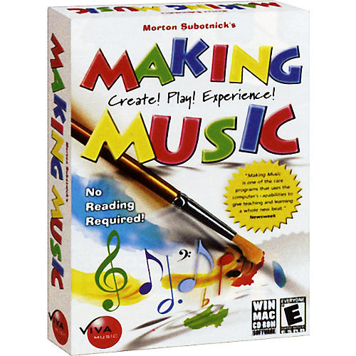 Emedia Making Music Educational Composing CD-ROM-thumbnail