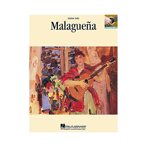 Hal Leonard Malaguena Guitar Tab Sheet Music Book-thumbnail