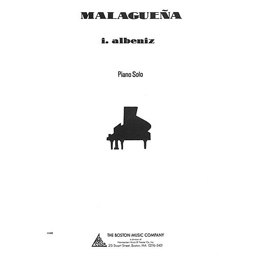 Music Sales Malaguena Music Sales America Series