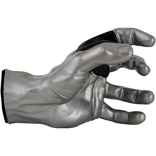 Grip Studios Male GuitarGrip Hanger Left Hand Model Silver