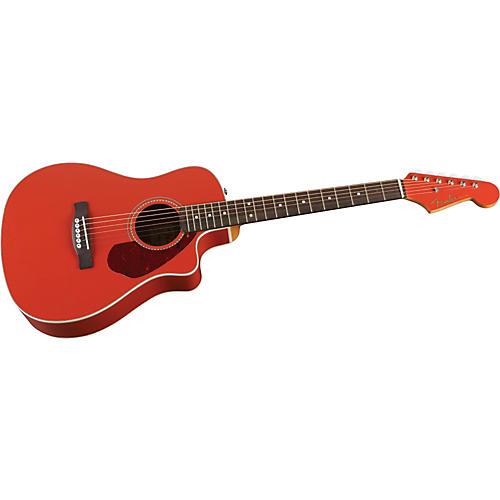 Fender Malibu CE Acoustic-Electric Guitar-thumbnail