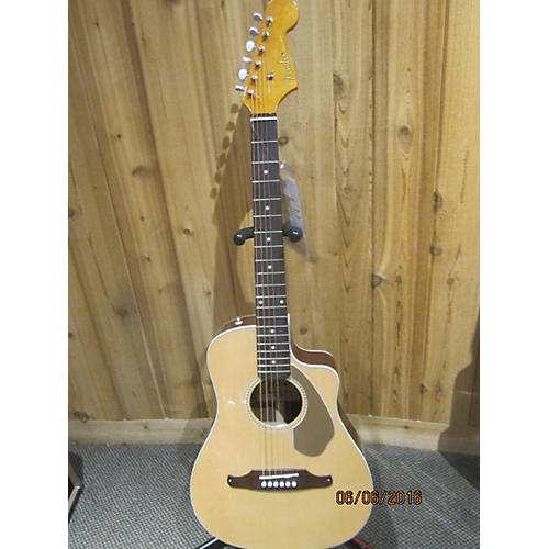 Fender Malibu CE Acoustic Electric Guitar