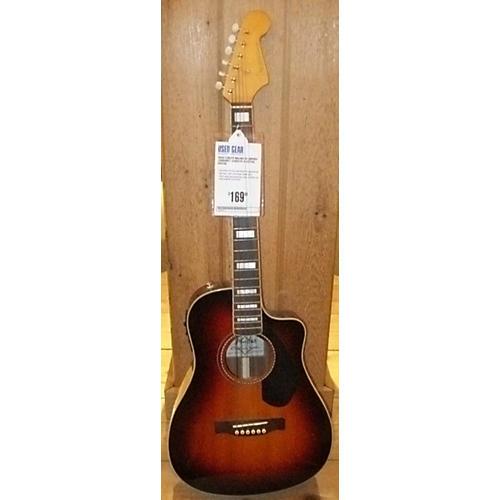 Fender Malibu CE Acoustic Electric Guitar-thumbnail