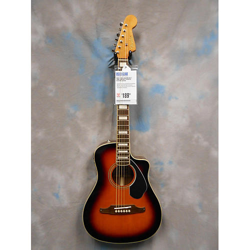 Fender Malibu SCE Acoustic Electric Guitar-thumbnail
