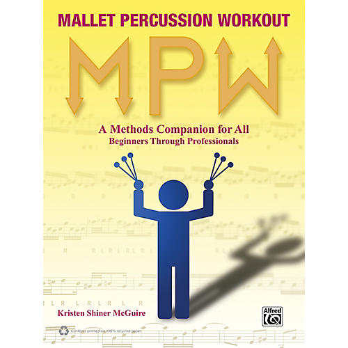 Alfred Mallet Percussion Workout Book-thumbnail