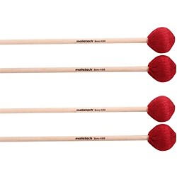 Malletech Bobo Marimba Mallets Set of 4 (KB08)