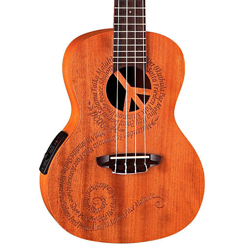 Luna Guitars Maluhia Concert Acoustic-Electric Ukulele-thumbnail