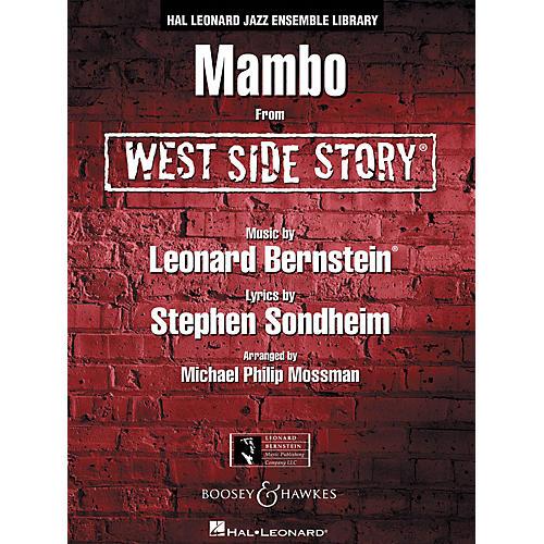 Hal Leonard Mambo (from west Side Story) - Jazz Ensemble Full Score Jazz Band