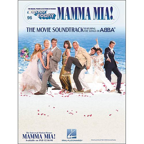 Hal Leonard Mamma Mia: The Movie Soundtrack E-Z Play 96