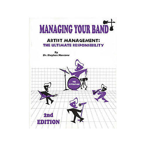Hal Leonard 'Managing Your Band, 2nd Edition'