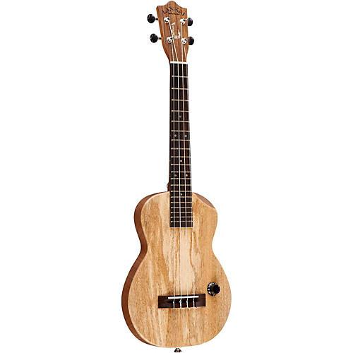 Lanikai Manana-T Hawaiian Solid Body Acoustic-Electric Tenor Ukulele-thumbnail