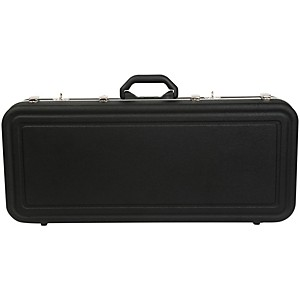 Hiscox Cases Mandolin Case Black Shell/Silver Int by