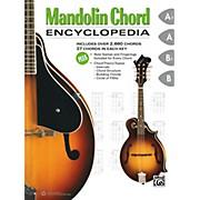 Alfred Mandolin Chord Encyclopedia Book