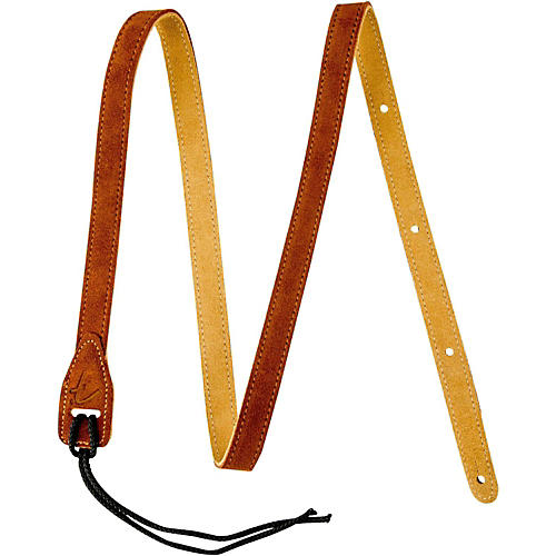 Fender Mandolin Durable Suede Leather Strap-thumbnail