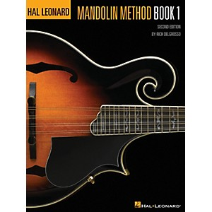 Hal Leonard Mandolin Method Book by Hal Leonard