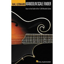 Hal Leonard Mandolin Scale Finder 6x9 Book