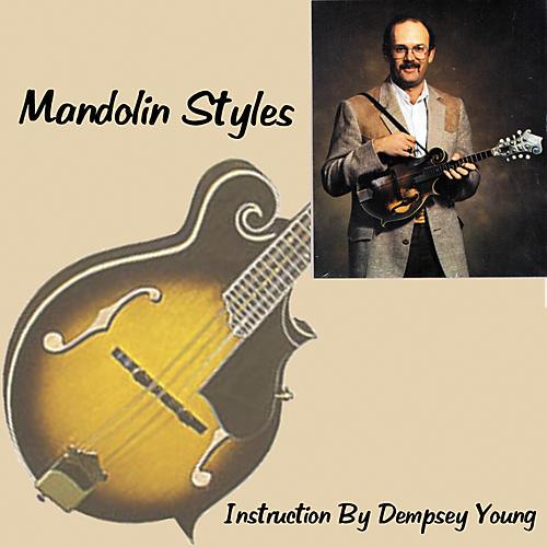 Morrell Music Mandolin Styles DVD