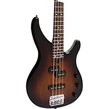 Mango Wood 4-String Electric Bass Guitar Tobacco Sunburst