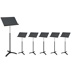 Manhasset M48 Carton of 6 Music Stands (AC48)