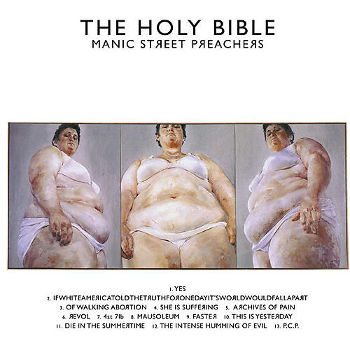 Alliance Manic Street Preachers - The Holy Bible