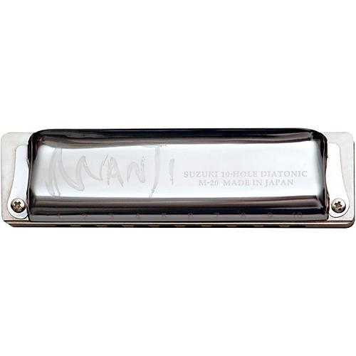 Suzuki Manji Harmonic Minor Tuned Harmonica E
