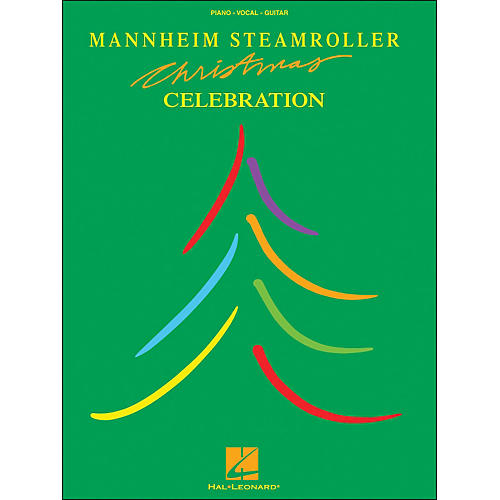 Hal Leonard Mannheim Steamroller Christmas Celebration Piano Solo
