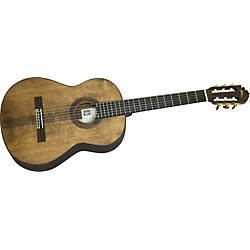 Manuel Rodriguez Model D Nylon-String Acoustic Guitar - Vintage Finish