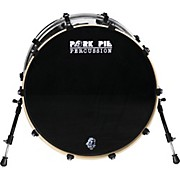 Pork Pie Maple Bass Drum