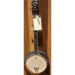 used deering maple blossom banjo natural guitar center. Black Bedroom Furniture Sets. Home Design Ideas