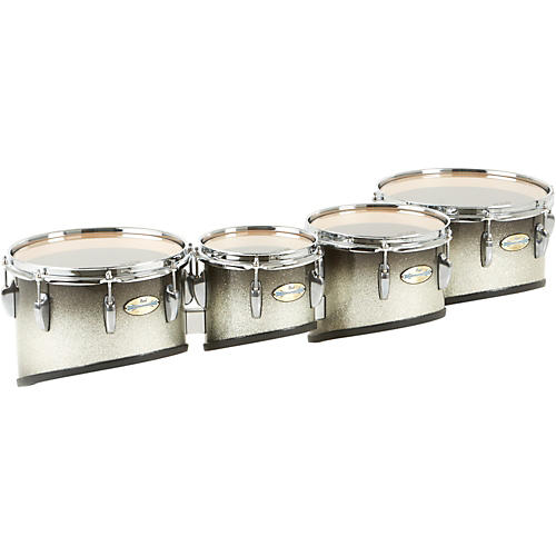 Pearl Maple Carbon Core Marching Tenors Shallow Cut Quad Set (Drums & Spacers Only)-thumbnail