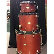 Savior Custom Drums Maple Drum Kit