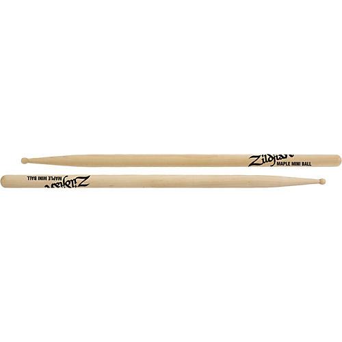 Zildjian Maple Mini Ball Wood Tip Drumsticks