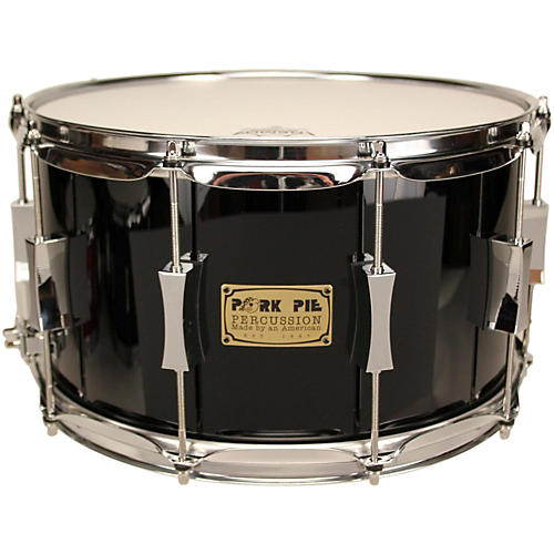 Pork Pie Maple/Oak Snare Drum-thumbnail