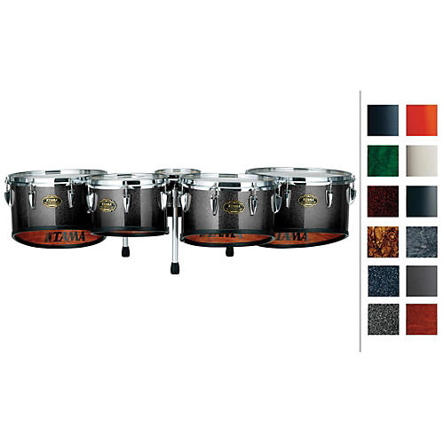 Tama Marching Maple Tenor Quint-thumbnail
