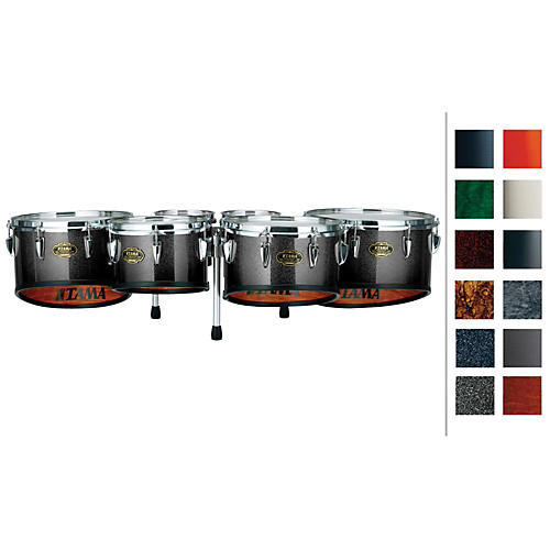 Tama Marching Maple Tenor Sextet-thumbnail