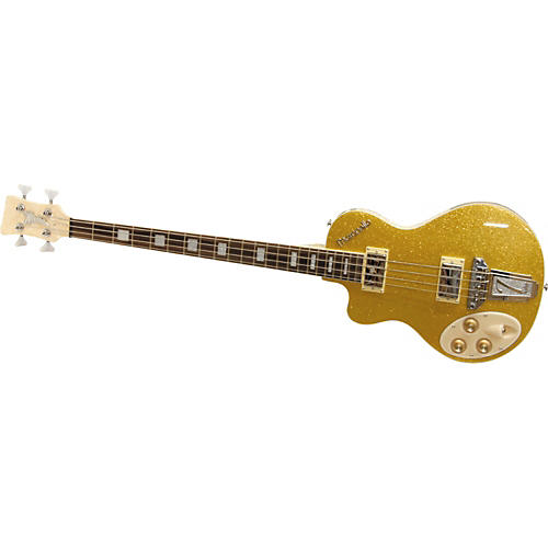 Italia Maranello Left-Handed Bass Guitar