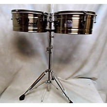 Pearl Marc Quinones Signature Timbales Timbales