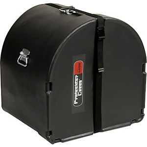 XL Specialty Percussion Marching Bass Drum Case by XL Specialty Percussion
