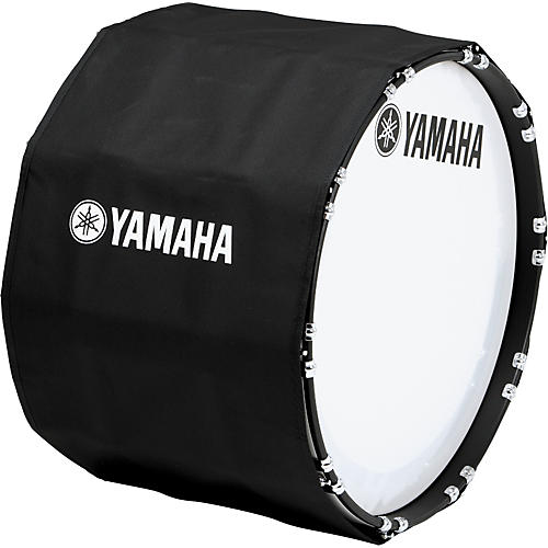 Yamaha Marching Bass Drum Cover-thumbnail