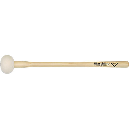 Vater Marching Bass Drum Mallets W/ Hard Felt Heads
