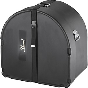 Pearl Marching Bass Drum and Tom Cases