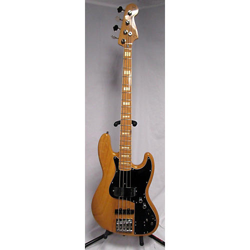 Fender Marcus Miller Jazz Bass Electric Bass Guitar-thumbnail