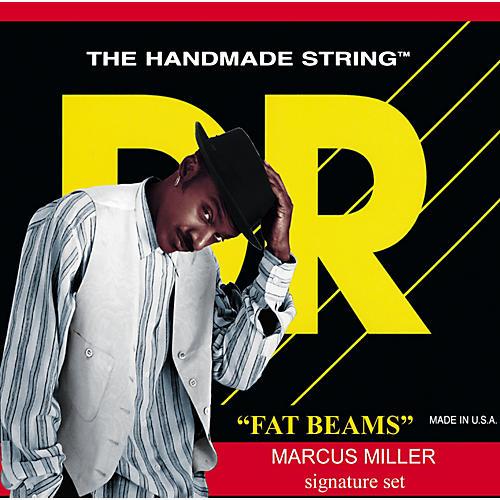 DR Strings Marcus Miller MM6-30 Fat Beams Medium 6-String Bass Strings .125 Low B-thumbnail