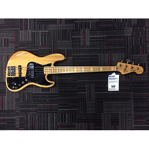 Fender Marcus Miller Signature Jazz Bass Electric Bass Guitar-thumbnail