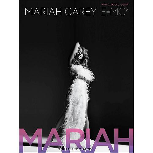 Hal Leonard Mariah Carey: E=Mc2 arranged for piano, vocal, and guitar (P/V/G)-thumbnail