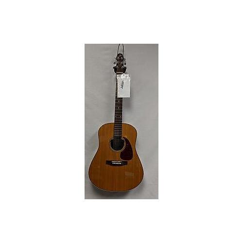 Seagull Maritime Cedar Gt Acoustic Electric Guitar
