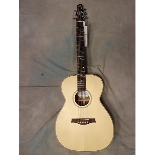 Seagull Maritime Concert SWS SG Acoustic Guitar Natural