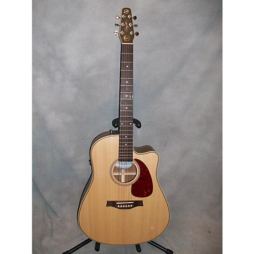 used seagull maritime cutaway acoustic electric guitar guitar center. Black Bedroom Furniture Sets. Home Design Ideas